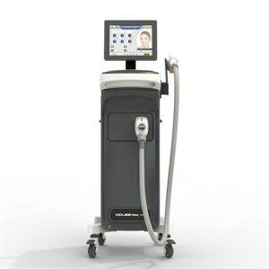 DHgate wavelength laser hair removal machine vertical big spot 755nm 810nm 1064nm diode
