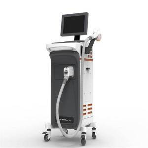 DHgate high speed machine distributors wanted soft light big spot 808nm contact diode laser sapphire hair removal