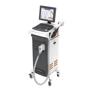 DHgate high speed distributors wanted laser soft light big spot 808nm contact diode sapphire hair removal