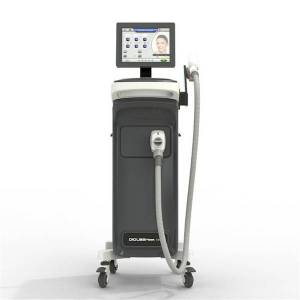 DHgate diode laser hair removal equipment fda approved salon used design high power big spot size platinum soprano ice
