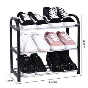 DHgate hooks & rails shoe rack multifunctional multi-layer shelf storage organizer for home kitchen office balcony