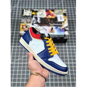 DHgate low og sp travis scotts jumpman 1 1s basketball shoes men women qs lance mountain unc black toe court purple sneakers trainers