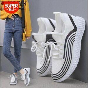 DHgate wdhkun casual shoes female ladies flats vulcanized canvas stretch fabric sneakers women woman platform lace up #xt4o