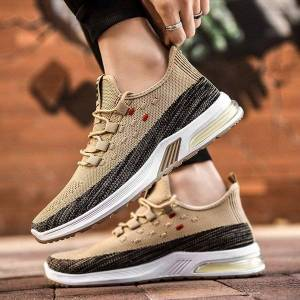 DHgate fashion running shoes for men women black white brown red gray mens womens shoe comfortable breathable trainers sports sneakers size 39-44 -