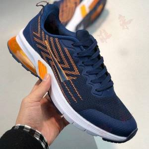 DHgate 2020 new colors triple canvas tenis mens black white blue real half-yard men's half-palp cushion slow motion running shoes p62s9