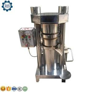 DHgate oil pressers easy operation hydraulic processing equipment for mustard mill sesame seed extraction machine cold press