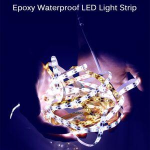 DHgate 5m usb hight quality led stripe light strip waterproof flexible lamp tape motion sensor kitchen cabinet stair night light led lamp ms012
