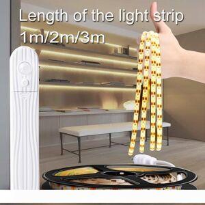 DHgate 5m usb tira led stripe light waterproof flexible lamp tape motion sensor kitchen closet cabinet stair night light led lamp strip led012