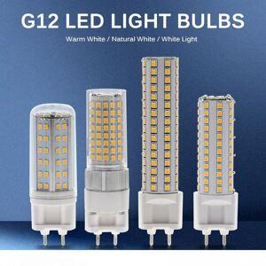 DHgate g12 led bulb light ac85-265v 10w 1000lm 15w 1500lm high brightness smd2835 led corn bulb lamp