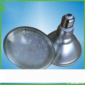 DHgate dhl ship hop ip65 waterproof par20 par30 par38 e27 led 110v-240v 7w 12w 15w dimmable led ceiling lamp spot lights bulb