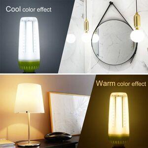 DHgate 10w/15w/20w ampoule 110v e14/e27 led lamp 220v bombilla smart ic home light bulb no flicker energy saving delivery
