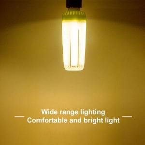 DHgate e27 corn bulb 10w 15w 20w ampoule led 110v e14 220v bombilla smart ic home light bulb no flicker energy saving