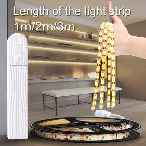 DHgate kitchen closet cabinet stair night light led lamp strip waterproof flexible lamp tape motion sensor 5m usb tira led stripe light led012