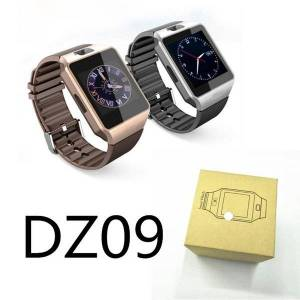 DHgate dz09 smartwatch bluetooth android gt08 u8 a1 samsung smart watchs sim intelligent mobile phone watch can record the sleep state smart watch