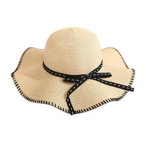 DHgate women's wild summer beach vacation sun hat sun hat beach