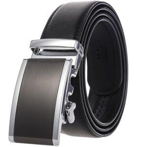 DHgate belts alloy automatic buckle belt men genuine cow leather for elegant 130 140 150 160 170cm ceinture homme luxe marqu