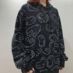 DHgate 2020 release kaws x 2017 air apparel men's clothing pulover hat men's and women hoodies & sweatshirts fashion hoodie euro size m-x