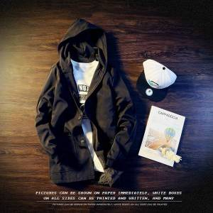 DHgate 2021 mens fashionable men's wear window jacket with hood classical men thicken up m-5xl-sized coat 3c8p