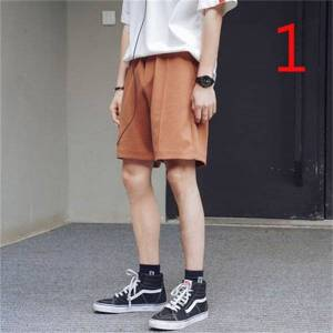 DHgate 2021 new brand shorts men's cotton five pants summer thin section slim large size casual wild tide 7pkd