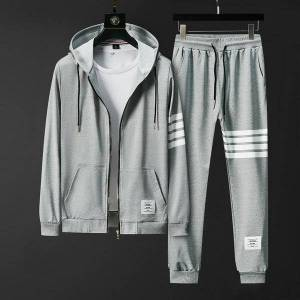 DHgate 2021 brand new fall men sets pants clothing sweatsuit cardigan fashion hoodies clothes trousers sportswear sweatpants tracksuits hvkh