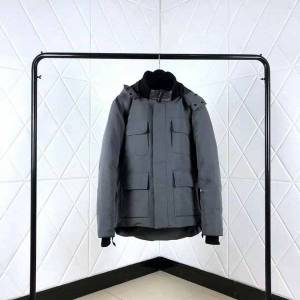 DHgate down jacket winter high-end outdoor canada thickened warm 26 ma yun's same loose men's windproof and waterproof