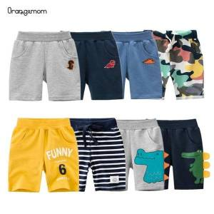 DHgate 2021 new fashion summer children cato for panties kids beach short casual sport broek baby boys