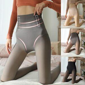 DHgate women thick warm winter tights high/flat waist plus cashmere 80/90/230g pantyhose xin-shipping