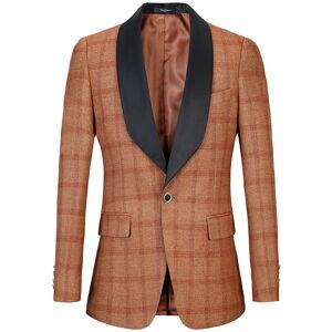 DHgate tang cool 4xl brand men jacket slim fit 2021 new male banquet suits jackets plus euro size tuxedo wedding suit plaid blazer 3c9n