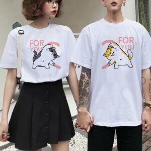 DHgate womens clothing 2021 summer t shirt women casual catoon print  tees short sleeve o-neck harajuku female ladies t-shirt#p30 k2rl