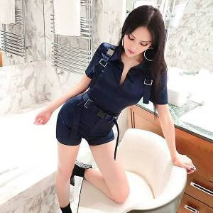 DHgate new women 2021 summer tracksuit female casual ladies short sleeve  and high waisted mini shorts two piece set a84627ac