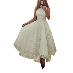 DHgate casual dresses wholesale-dress evening party long lace maxi ballgowns guey
