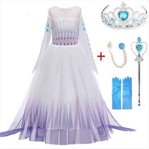 DHgate princess cosplay prom evening girl dresses costume girls kids christmas halloween party