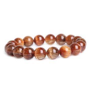 DHgate chains copper hair crystal bracelet