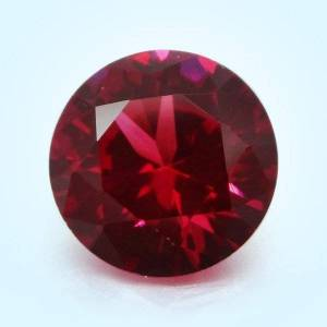 DHgate other 1000pcs/lot 0.9~3.0mm 5# red stones round cut 5a rubi synthetic corundum stone for jewelry