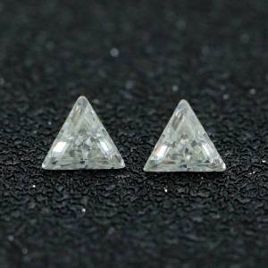 DHgate loose diamonds cut moissanite d color diamond with box and certification for rings vvs1 gemstones excellent pass moissantester