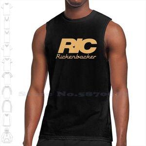 DHgate ricke cker summer funny tank sleeveless vest for men women ric music guitar string life happy