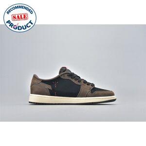 DHgate men travis scotts x 1 casual shoes low og sp ts dark mocha retro designer trainers cactus jack 1s for male d0801