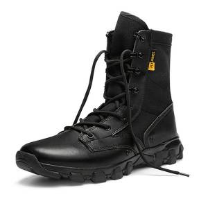 DHgate outdoor men hiking shoes desert high-tactical boots men's special forces sports tactical camping shoes