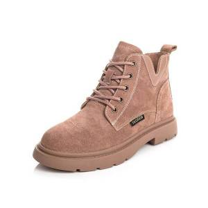 DHgate woman work motorcycle shoes winter nubuck women army boots special force desert combat women's ankle boots flat army