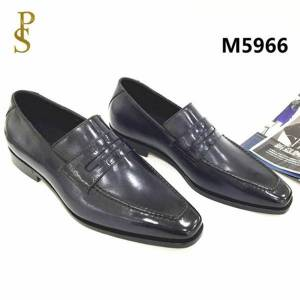 DHgate genuine leather men's shoes men's dress shoes custom-made leather with large soles for men