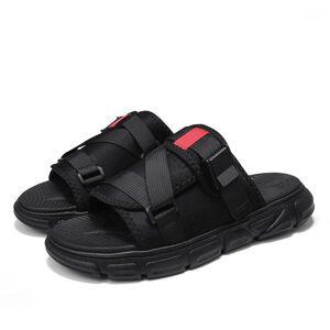 DHgate 2020 verano rasteira summer masculino heren para sandalle sandali erkek slide herren man sandal casa da sport trekking rubber1