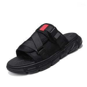 DHgate 2020 work erkek sandles sandel sandalen men rasteira casa sandals da sandalet verano masculina heren gladiator zandalias rubber1