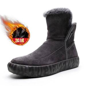 DHgate boots women's winter leather autumn men's high-shoes outdoor ma ding sports footwear designer