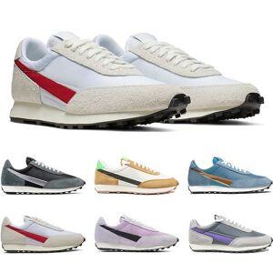 DHgate designer waffle daybreak sp platform sneakers men women casual shoes metallic silver gold blue pink mens trainer sports size 36-45