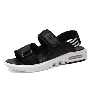 DHgate rubber casa man sandel sport sandles playa hombre for sandals-men roman heren herren summer para leather da sandalia work erkek