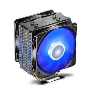 DHgate fans & coolings deepcool gammaxx 400 pro 4 heatpipes cpu cooler 120mm dual tower cooling for intel lga 1200 115x 1366 amd am4 am3