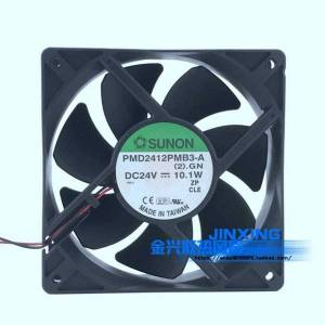 DHgate fans & coolings pmd2412pmb3-a dc24v 10.1w 12cm frequency converter fan 120*120*38 12038 cooling