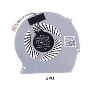 DHgate fans & coolings cpu gpu cooling fan for 7566 7567 lapcooler notebook computer replacement accessories spare parts