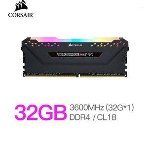 DHgate vengeance ram rgb pro 32gb (1x32gb) ddr4 3600mhz (pc4-28800) c18 deskmemory-black1