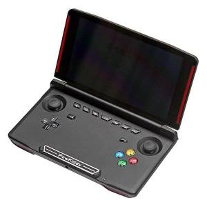 DHgate powkiddy 2g ram 16g rom classic game player for psp dc gba md arcad powkiddy x18 android 7.0 5.5 inch lcd sn game console